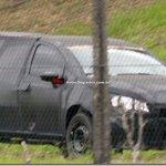 Fiat já testa sua nova picape média