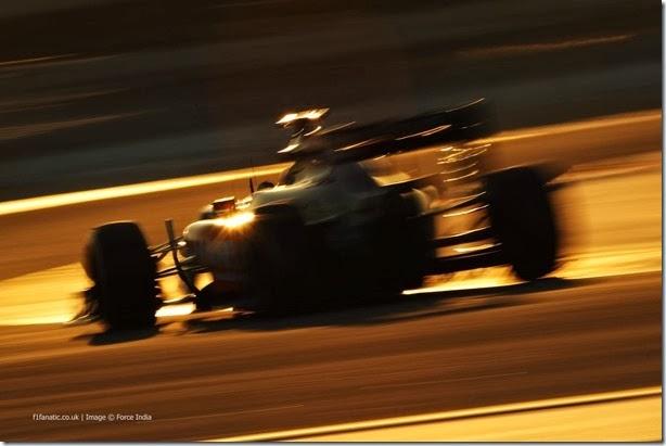 F1 2014 – Testes no Bahrein, dia 4