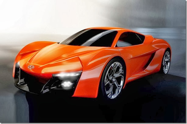 Hyundai PassoCorto será mostrado em Genebra