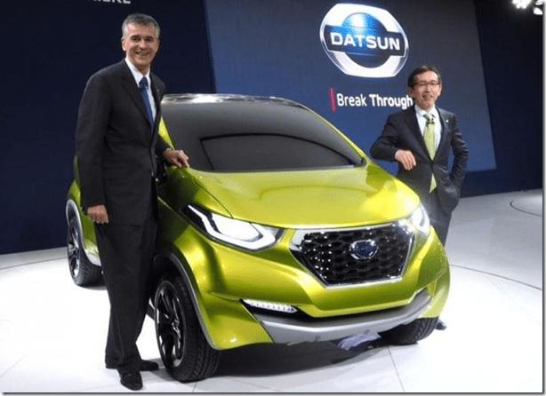 Conceito, Datsun redi-GO antecipa futuro low-cost