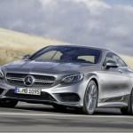 Mercedes revela o Classe S Coupé