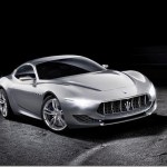Este é o Maserati Alfieri