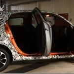 Videos mostram mais detalhes dos novos Smart ForTwo e ForFour