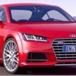Vazam imagens do novo Audi TT-S