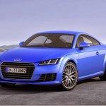Novos Audi TT e S1 chegam ao Brasil em 2015