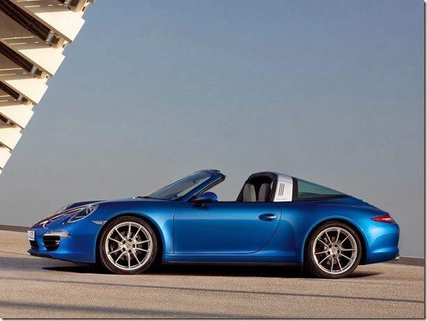 Porsche lidera renda por carro do Grupo VW
