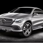Concept SUV Coupé mostra como será o X6 da Mercedes