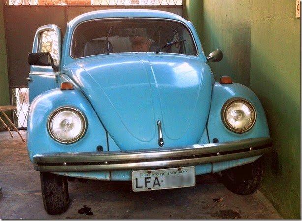 Lexus – A saga do meu Fusquinha #1