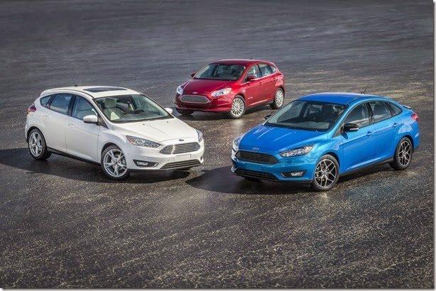 Ford Focus foi o carro mais vendido do mundo em 2013, aponta pesquisa