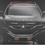 Peugeot voltará ao Paris-Dakar com o 2008 DKR