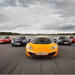 McLaren 12C tem produção encerrada