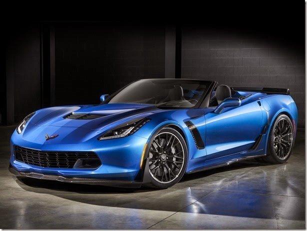 Eis o novo Corvette Z06 conversível
