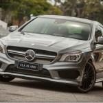 Mercedes CLA 45 AMG chega ao Brasil por R$ 289.900
