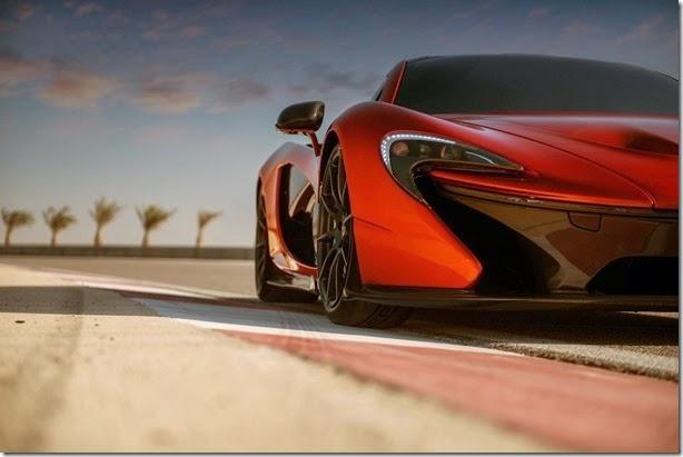 McLaren prepara um P1 ainda mais radical