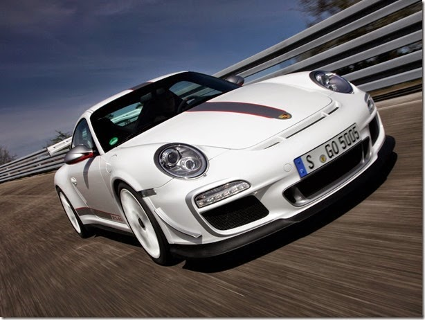 Porsche poderia lançar um 911 GT3 RS Turbo