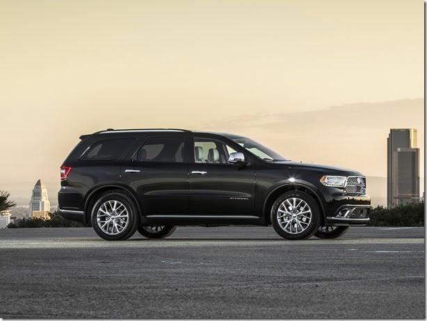 Chrysler faz recall de Grand Cherokee e Durango