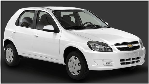 Chevrolet já vende Celta 2015 por R$ 32.490