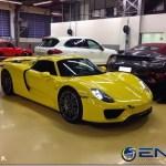 Primeiros Porsche 918 Spyder já estão no Brasil