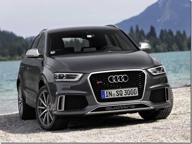 Audi já oferece RS Q3 no Brasil por R$ 273.600