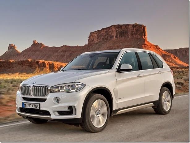 BMW X5 xDrive35i chega ao Brasil por R$ 329.950