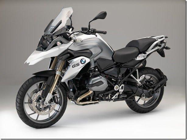 BMW traz a linha 2015 da Motorrad com novidades