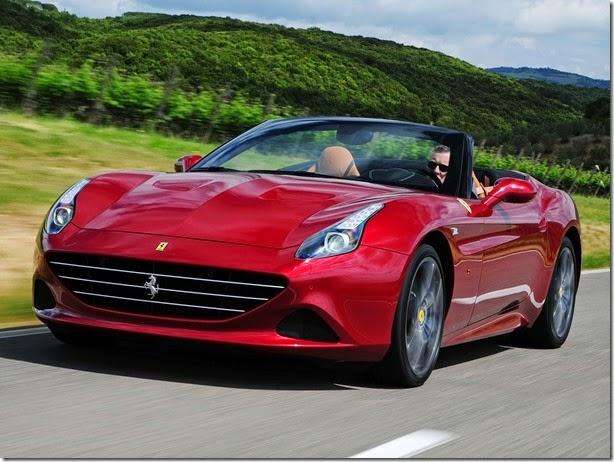 Ferrari estaria trabalhando em motores com turbo elétrico