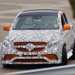 Mercedes MLC 63 AMG é flagrado em testes