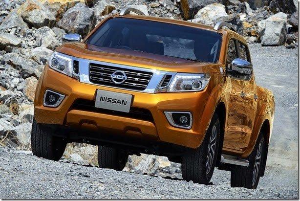 Renault já trabalha no desenvolvimento de picape média derivada da Frontier
