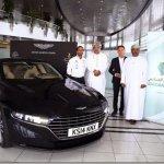 Primeiras imagens do novo Aston Martin Lagonda