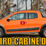 Video – Volkswagen Saveiro Cabine Dupla