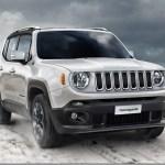 Jeep Renegade chega às lojas em março