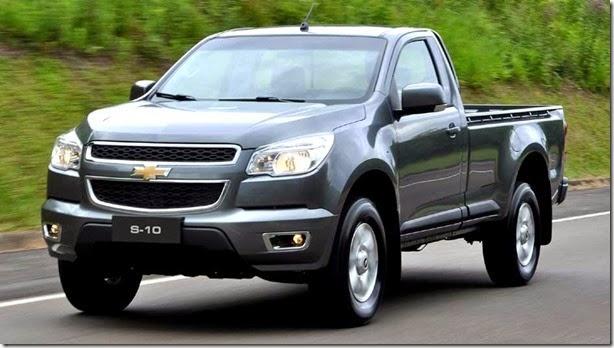 General Motors trabalha em picape menor que a S10