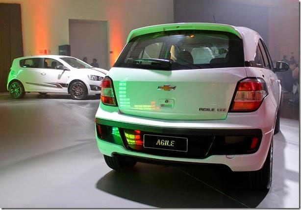 Ruim e bom: Chevrolet Agile e Sonic deixam de ser importados