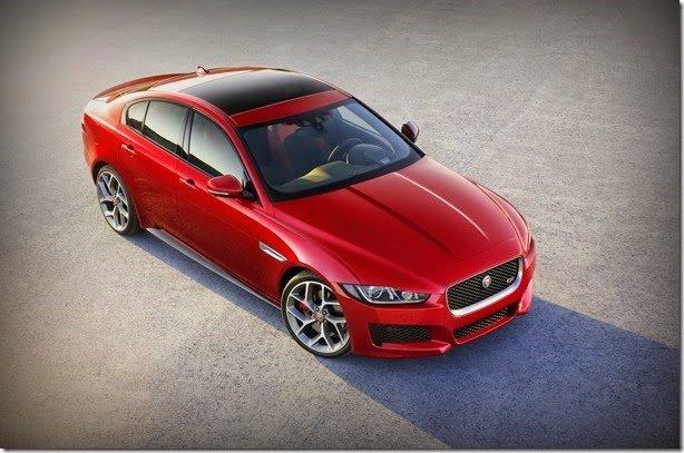 Este é o novo Jaguar XE