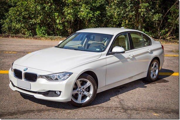 BMW 320i ActiveFlex – Alemão por pouco tempo