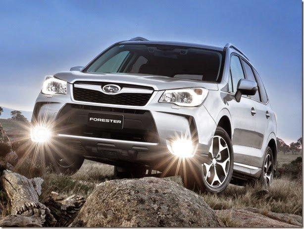Subaru muda nomenclatura de versões no Brasil