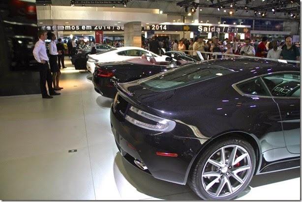Salão do Automóvel deste ano será um dos mais conservadores dos últimos tempos