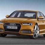 Projeção antecipa visual do novo Audi A4
