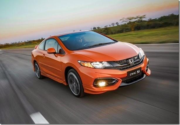 Ele voltou! Honda Civic Si volta ao mercado brasileiro ainda mais potente