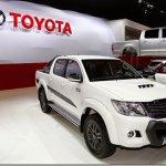 Salão de São Paulo – Toyota lança Hilux Limited Edition