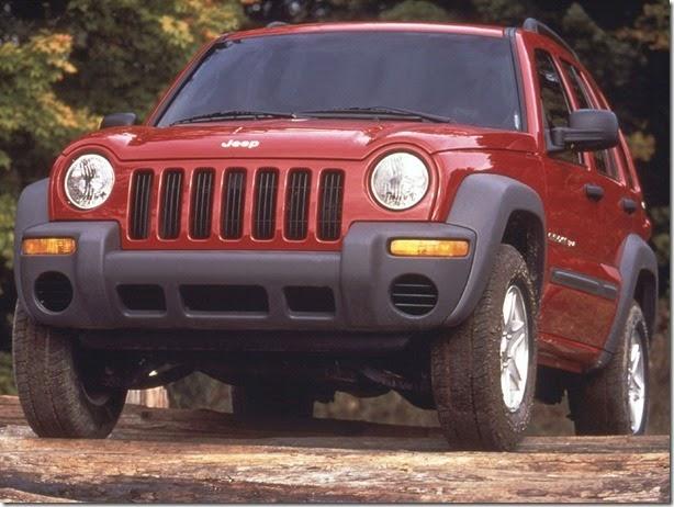 Jeep Cherokee tem quase 10 mil unidades envolvidas em recall no Brasil