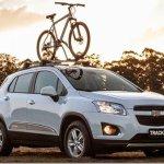 Chevrolet convoca Sonic e Tracker para recall