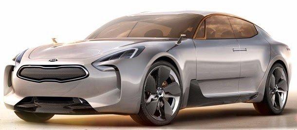 Kia GT terá versão de produção em 2016