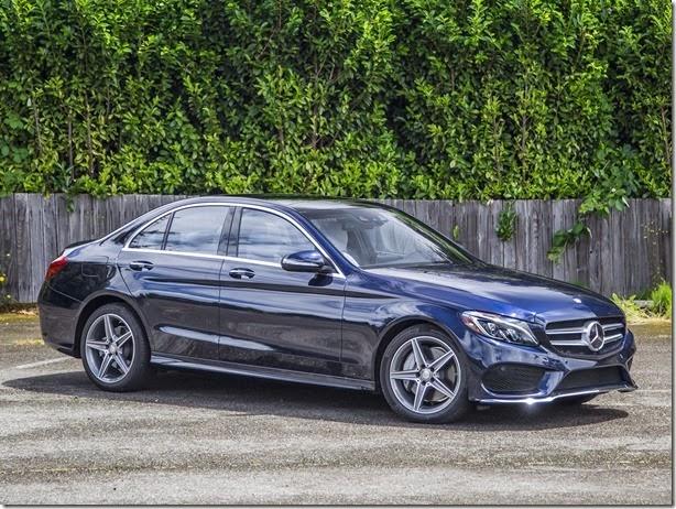 Mercedes-Benz anuncia recall para o novo Classe C