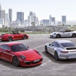 Primeiras imagens do Porsche 911 Carrera GTS