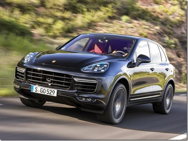 Novo Porsche Cayenne 2015 estará no Salão do Automóvel