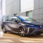 Toyota Mirai é movido a célula de hidrogênio e começa a ser vendido em 2015