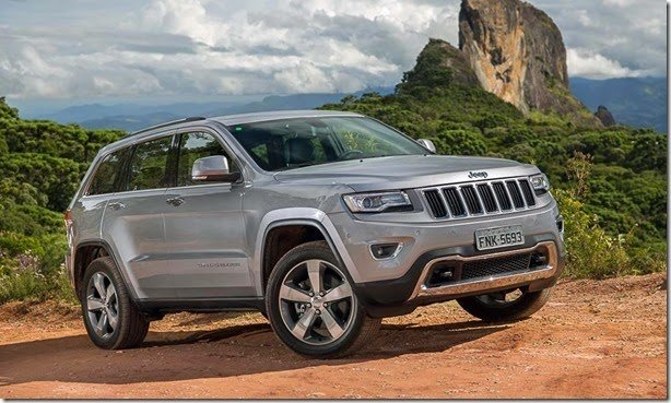 Chrysler convoca recall para 6.640 Jeep e Dodge