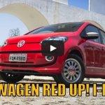 Avaliação em vídeo – Volkswagen Red Up! I-Motion