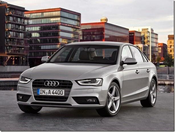 Audi convoca linha A4 para recall